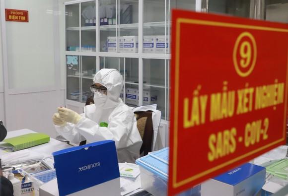 Hà Nội bắt đầu tiêm thử nghiệm giai đoạn 2 vaccine Nano Covax ảnh 3