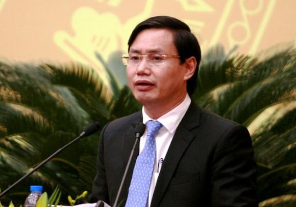 Cựu Chánh văn phòng Thành ủy Hà Nội và một số lãnh đạo cấp sở bị khai trừ Đảng ảnh 1