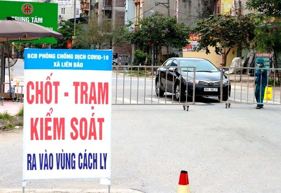 Dịch Covid-19 tại Bắc Ninh diễn biến xấu, gần 200 ca mắc, trên 25.000  F1 và F2 ảnh 1