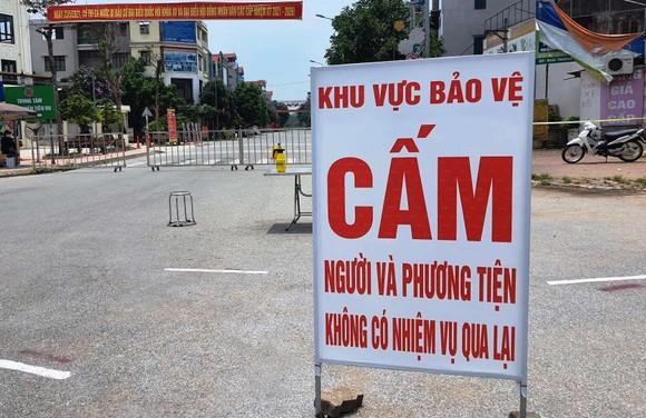 Bắc Ninh cách ly y tế cả huyện Yên Phong nơi có Công ty Samsung ảnh 1