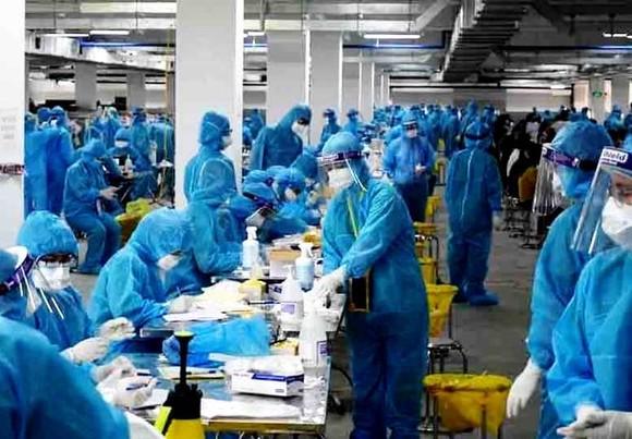 Trưa 22-5, Việt Nam ghi nhận thêm 52 ca mắc mới Covid-19 ảnh 1
