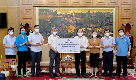 Bộ trưởng Bộ Y tế kêu gọi cả nước chung tay hỗ trợ Bắc Giang và Bắc Ninh chống dịch  ảnh 2