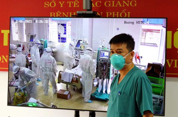 Điều gấp máy phát điện và lắp điều hòa tại Bệnh viện Phổi tỉnh Bắc Giang ảnh 2