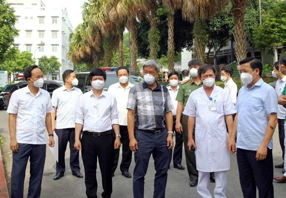 Điều gấp máy phát điện và lắp điều hòa tại Bệnh viện Phổi tỉnh Bắc Giang ảnh 1