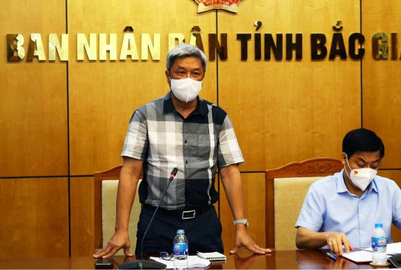 Chuyên gia Bộ Y tế chia sẻ cách dập dịch tại 'điểm nóng' Bắc Giang ảnh 4