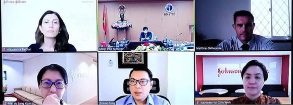 Việt Nam đề nghị Johnson & Johnson cung ứng vaccine Covid-19 và chuyển giao công nghệ sản xuất  ảnh 2