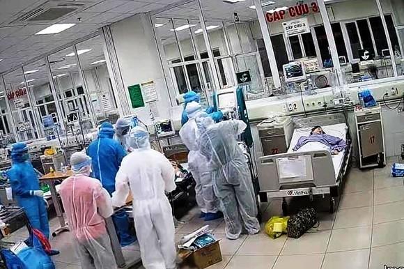 Việt Nam có ca tử vong thứ 55 liên quan tới dịch Covid-19 ảnh 1