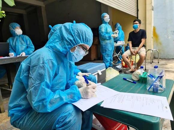Sáng 8-6, Bắc Giang, TPHCM, Bắc Ninh có thêm 43 ca mắc Covid-19 ảnh 1