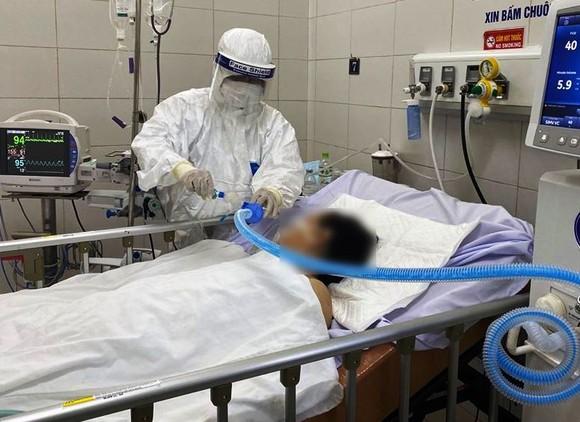 Một phụ nữ ung thư mắc Covid-19 tử vong ảnh 1