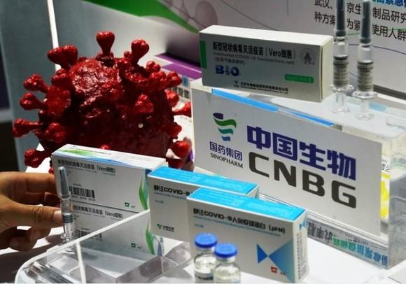 Vaccine Covid-19 Sinopharm (Trung Quốc) sắp được sử dụng tại Việt Nam ảnh 1