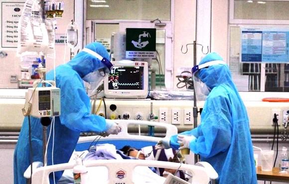 2 ca mắc Covid-19 ở Bắc Giang và Thanh Hóa tử vong  ảnh 1