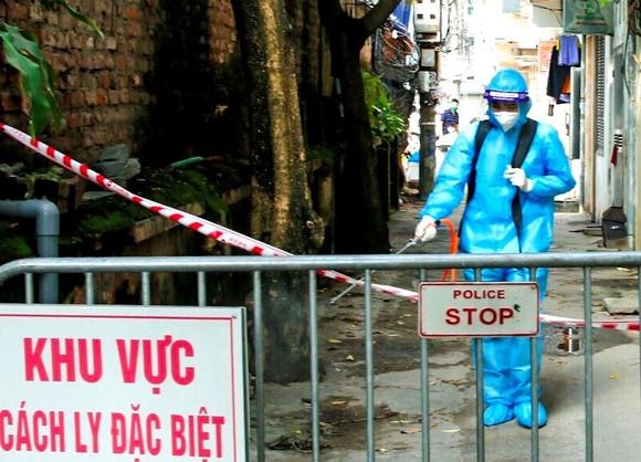Trưa 20-6, Việt Nam vượt mức 13.000 người mắc Covid-19, TPHCM thêm 34 ca mới ảnh 1