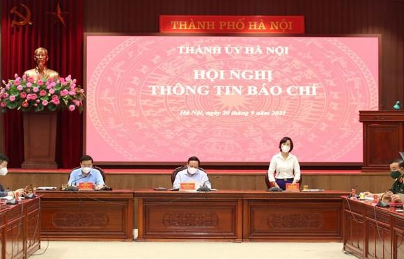 Từ mai 21-9, Hà Nội không kiểm tra, kiểm soát giấy đi đường của người dân ảnh 1
