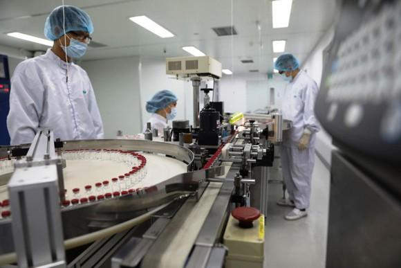 Lô vaccine ngừa Covid-19 đầu tiên của Nga được sản xuất thành công tại Việt Nam ảnh 1