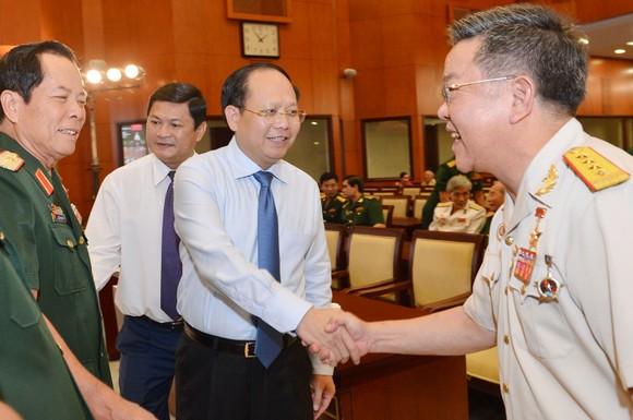 Trao Huân chương Độc lập, Huân chương Bảo vệ Tổ quốc cho 123 sĩ quan, tướng lĩnh nghỉ hưu ảnh 3