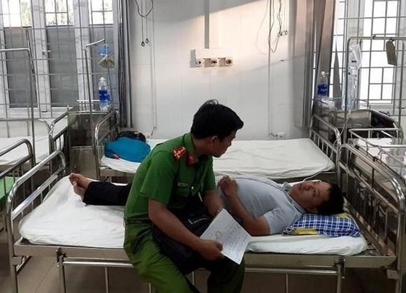 Xử lý đối tượng hành hung nhóm phóng viên tại Thừa Thiên - Huế ảnh 1