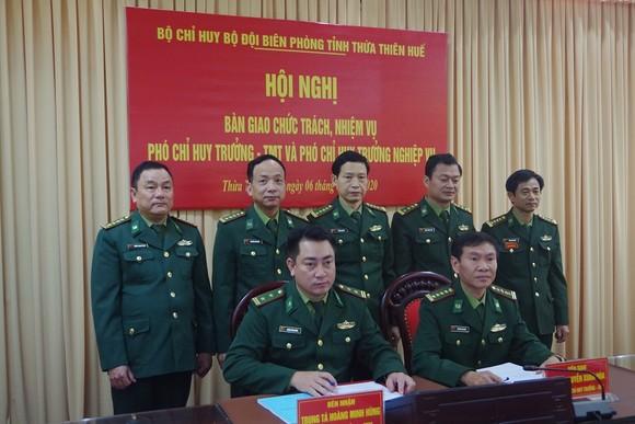 Đại tá Nguyễn Xuân Hòa giữ chức Chỉ huy trưởng Bộ Chỉ huy BĐBP Thừa Thiên - Huế ảnh 3