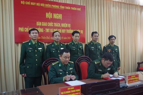 Đại tá Nguyễn Xuân Hòa giữ chức Chỉ huy trưởng Bộ Chỉ huy BĐBP Thừa Thiên - Huế ảnh 2