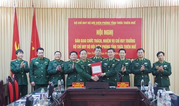 Đại tá Nguyễn Xuân Hòa giữ chức Chỉ huy trưởng Bộ Chỉ huy BĐBP Thừa Thiên - Huế ảnh 1
