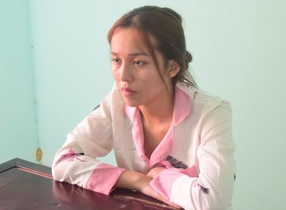 Đối tượng cầm đầu Hoàng Nguyễn Minh Hằng