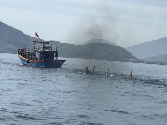 Va chạm trên biển, 2 người chết và mất tích ảnh 1