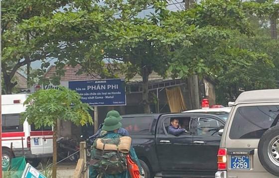 Phó Tư lệnh Quân khu 4 cùng 12 cán bộ, chiến sĩ mất liên lạc khi đi cứu nạn thủy điện Rào Trăng 3 ảnh 4
