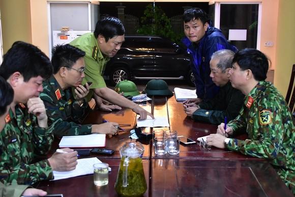 Phó Tư lệnh Quân khu 4 cùng 12 cán bộ, chiến sĩ mất liên lạc khi đi cứu nạn thủy điện Rào Trăng 3 ảnh 1