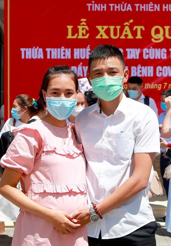 Đoàn y, bác sĩ Thừa Thiên - Huế vào Bình Dương hỗ trợ chống dịch Covid-19 ảnh 1