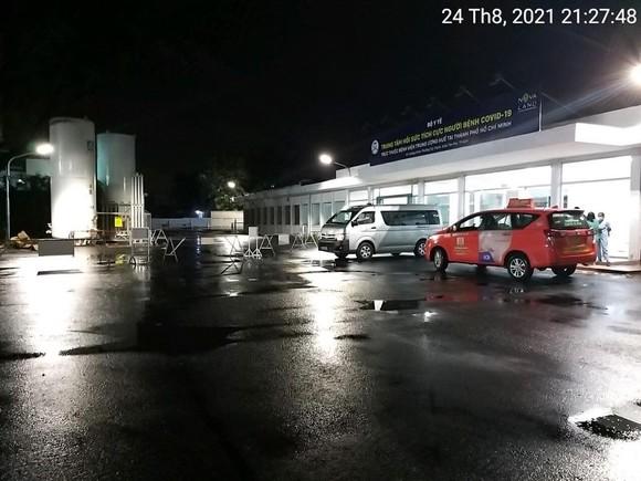 Trung tâm Hồi sức Covid-19 Trung ương Huế tại TPHCM đi vào hoạt động từ ngày 24-8 ảnh 4