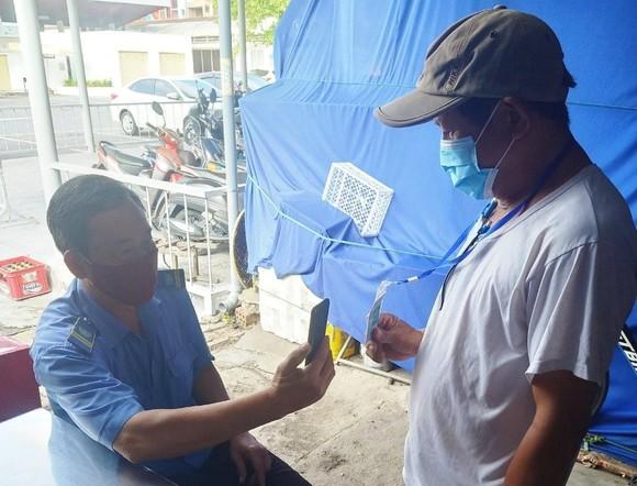 Thừa Thiên – Huế đã cấp thẻ kiểm soát dịch bệnh qua mã QR cho 93.233 công dân  ảnh 2