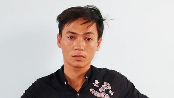 Đối tượng Phạm Anh Tuấn tại cơ quan điều tra