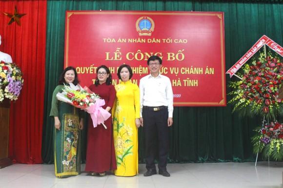 Công bố quyết định bổ nhiệm Giám đốc Công an tỉnh Hà Tĩnh ảnh 1