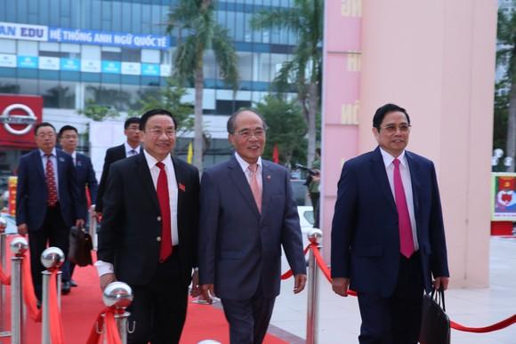 Khai mạc Đại hội đại biểu Đảng bộ tỉnh Hà Tĩnh lần thứ XIX ảnh 5