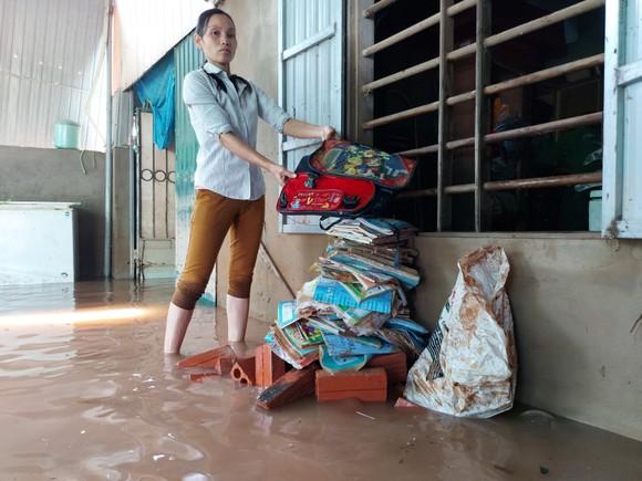 Hà Tĩnh tập trung giúp dân khắc phục hậu quả thiệt hại do mưa lũ gây ra ảnh 3