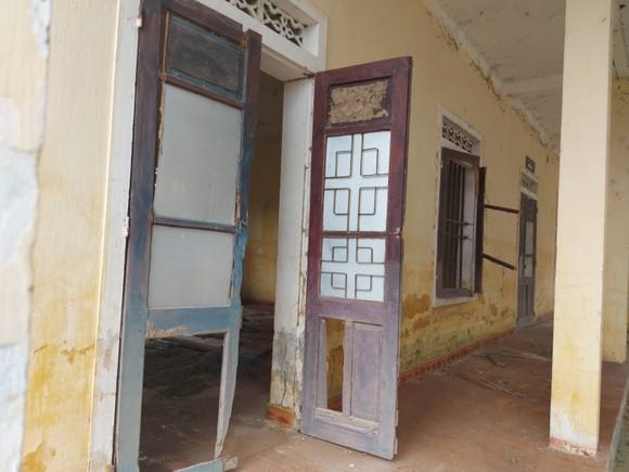 Hoang tàn nơi từng là Trung tâm Phục hồi chức năng và dưỡng sinh Võ Hoàng Yên ở Hà Tĩnh ảnh 7