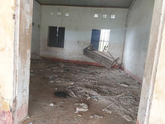 Hoang tàn nơi từng là Trung tâm Phục hồi chức năng và dưỡng sinh Võ Hoàng Yên ở Hà Tĩnh ảnh 9