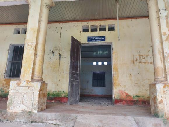 Hoang tàn nơi từng là Trung tâm Phục hồi chức năng và dưỡng sinh Võ Hoàng Yên ở Hà Tĩnh ảnh 14