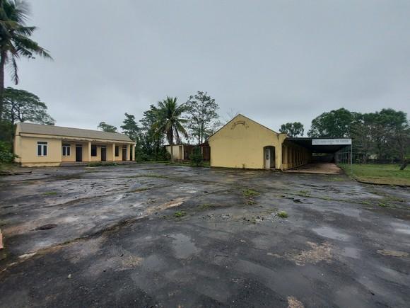 Hoang tàn nơi từng là Trung tâm Phục hồi chức năng và dưỡng sinh Võ Hoàng Yên ở Hà Tĩnh ảnh 17