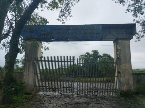 Hoang tàn nơi từng là Trung tâm Phục hồi chức năng và dưỡng sinh Võ Hoàng Yên ở Hà Tĩnh ảnh 22