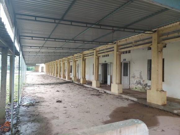 Hoang tàn nơi từng là Trung tâm Phục hồi chức năng và dưỡng sinh Võ Hoàng Yên ở Hà Tĩnh ảnh 5