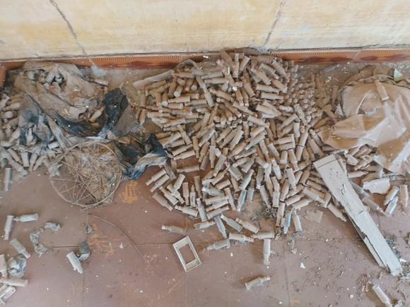Hoang tàn nơi từng là Trung tâm Phục hồi chức năng và dưỡng sinh Võ Hoàng Yên ở Hà Tĩnh ảnh 27