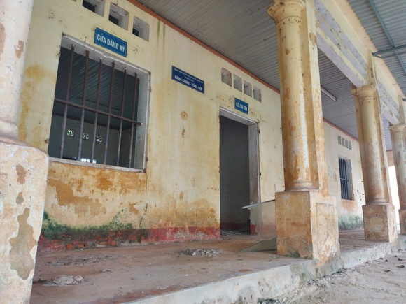 Hoang tàn nơi từng là Trung tâm Phục hồi chức năng và dưỡng sinh Võ Hoàng Yên ở Hà Tĩnh ảnh 29