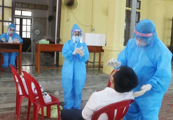 Hà Tĩnh cách ly y tế tại 8 thôn ở xã Tân Lâm Hương ảnh 1