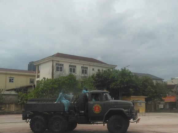 Bệnh viện Đa khoa tỉnh Hà Tĩnh hoạt động trở lại ảnh 1
