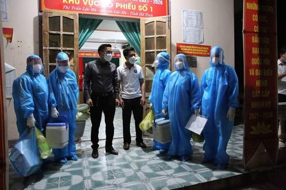 Hà Tĩnh cách ly y tế khu vực hơn 4.000 hộ gia đình để phòng chống dịch Covid-19 ảnh 2