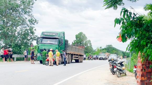 Hà Tĩnh: Khởi tố vụ án tai nạn giao thông làm một giáo viên tử vong ảnh 1