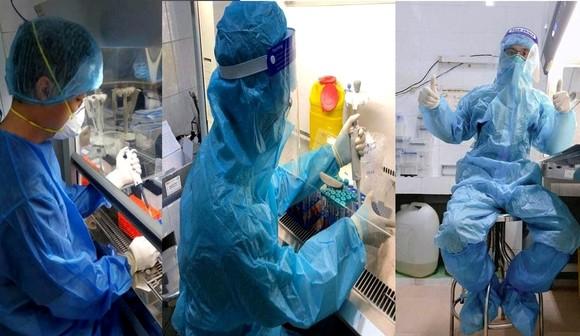 Sau khi hoàn thành nhiệm vụ, 3 cán bộ y tế Hà Tĩnh xin tiếp tục ở lại hỗ trợ Bình Dương