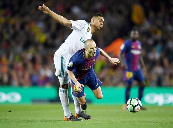 Casemiro có ngày thi đấu xuất sắc. Ảnh: Getty Images