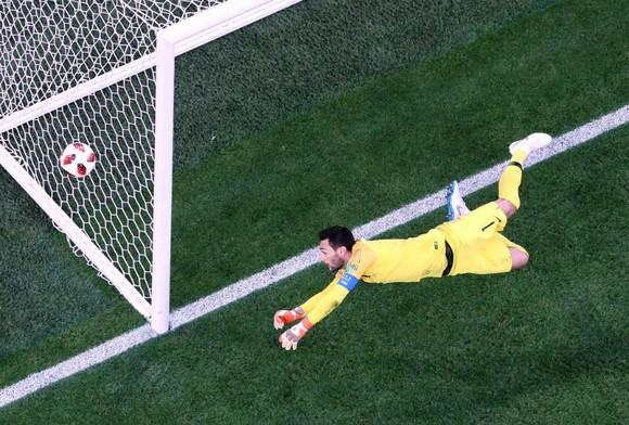Pháp - Bỉ 1-0: Hàng thủ lập công, Pháp trở lại chung kết sau 12 năm ảnh 2