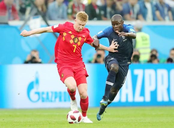 Pháp - Bỉ 1-0: Hàng thủ lập công, Pháp trở lại chung kết sau 12 năm ảnh 1